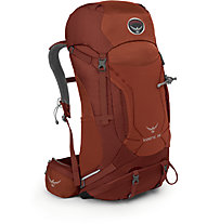 Osprey Kestrel 38 - zaino, Dragon Red