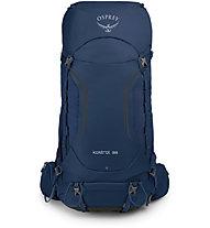 Osprey Kestrel 38 - zaino trekking, Blue