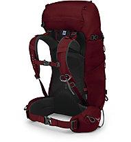 Osprey Kestrel 48 - zaino trekking, Red