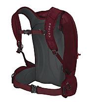 Osprey Kresta 20 - Skitourenrucksack, Dark Red