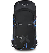 Osprey Mutant 38 - zaino alpinismo, Black