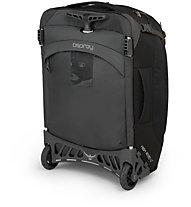Osprey Ozone 42 - borsone viaggio/trolley, Black