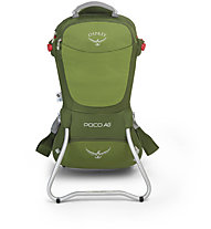 Osprey Poco AG Plus 26 L - Kindertrage, Green