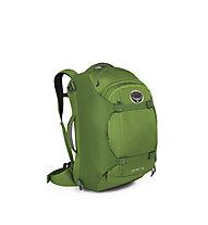 Osprey Porter 46 - Zaino/valigia, Green