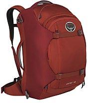 Osprey Porter 46 - Zaino/valigia, Hoodoo Red