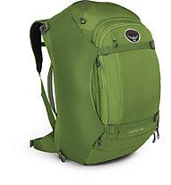 Osprey Porter 65 - Zaino/valigia, Nitro Green