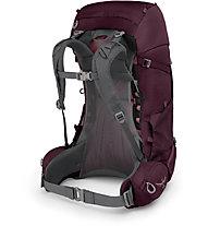 Osprey Renn 50 - zaino trekking - donna, Purple