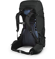 Osprey Rook 50 - zaino trekking, Black
