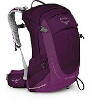 Osprey Sirrus 24 Damen-Trekkingrucksack, Purple
