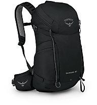 Osprey Skarab 30 - zaino alpinismo, Black