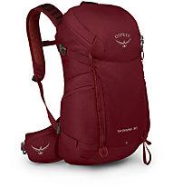 Osprey Skarab 30 - zaino alpinismo, Red