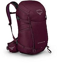 Osprey Skimmer 28 - Rucksack - Damen, Red