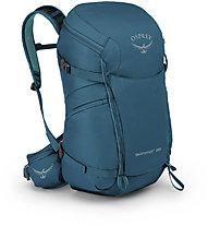 Osprey Skimmer 28 - zaino alpinismo - donna, Blue