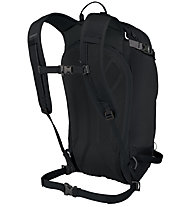 Osprey Soelden 22 - zaino scialpinismo/freeride, Black