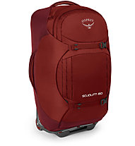 Osprey Sojourn 80 - Rucksack/Trolley, Red