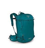 Osprey Sopris 30 - zaino scialpinismo - donna, Light Blue