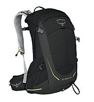 Osprey Stratos 24 - Wanderrucksack, Black