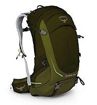 Osprey Stratos 34 Trekkingrucksack, Gator Green
