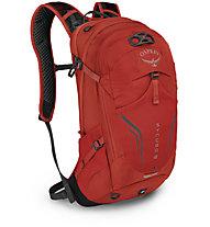 Osprey Syncro 12 - zaino escursionismo/bike, Red
