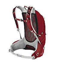 Osprey Talon 11 - zaino bici, Red
