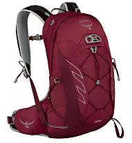 Osprey Talon 11 - zaino escursionismo e bici, Red