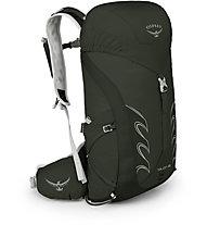 Osprey Talon 18 - zaino escursionismo, Dark Green
