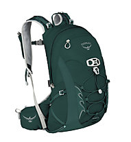 Osprey Tempest 9 - zaino escursionismo - donna, Dark Green