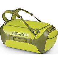 Osprey Transporter 65 - borsa - zaino, Lime Green