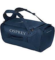 Osprey Transporter 65 - borsa - zaino, Dark Blue