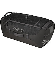 Osprey Transporter 95 -Reisetasche, Black/Camouflage