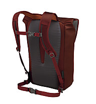 Osprey Transporter Flap 25L - Daypack, Red