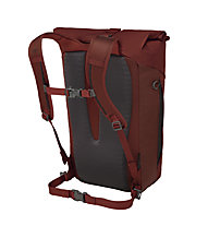 Osprey Transporter Roll 20L - Daypack, Red