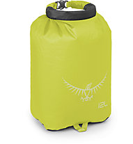 Osprey Ultralight Drysacks 12L - Ordnungsack, Electric Lime