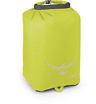 Osprey Ultralight Drysack 30L - sacca impermeabile, Yellow