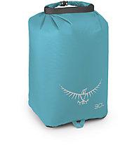 Osprey Ultralight Drysack 30L - sacca impermeabile, Light Blue