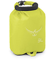Osprey Ultralight Drysack 3L - sacca impermeabile, Yellow
