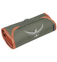 Osprey Wash Bag Roll - Kulturbeutel, Orange