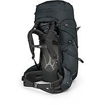 Osprey Xenith 105 - zaino trekking, Dark Grey