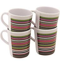 Outwell Blossom Mug Set - Tassenset, Red