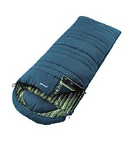 Outwell Camper - sacco a pelo sintetico, Blue