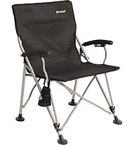 Outwell Campo XL - Campingstuhl, Black