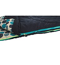 Outwell Circles Kids - synthetic sleeping bag - Kids, Blue