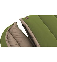 Outwell Constellation - sacco a pelo sintetico, Green