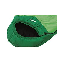 Outwell Convertible JR - Schlafsack - Kinder, Green