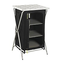 Outwell Domingo - Campingschrank, Black