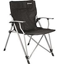 Outwell Goya Chair - sedia da campeggio, Black