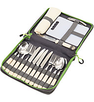 Outwell Picnic Cuterly Set - Grillbesteck-Set, Grey