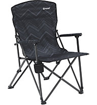 Outwell Spring Hills - Campingstuhl, Black