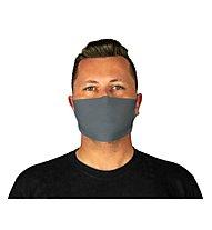P.A.C. Gesichtsmaske - Nasen-Mund-Schutz, Grey