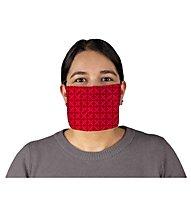 P.A.C. Gesichtsmaske - Nasen-Mund-Schutz, Red